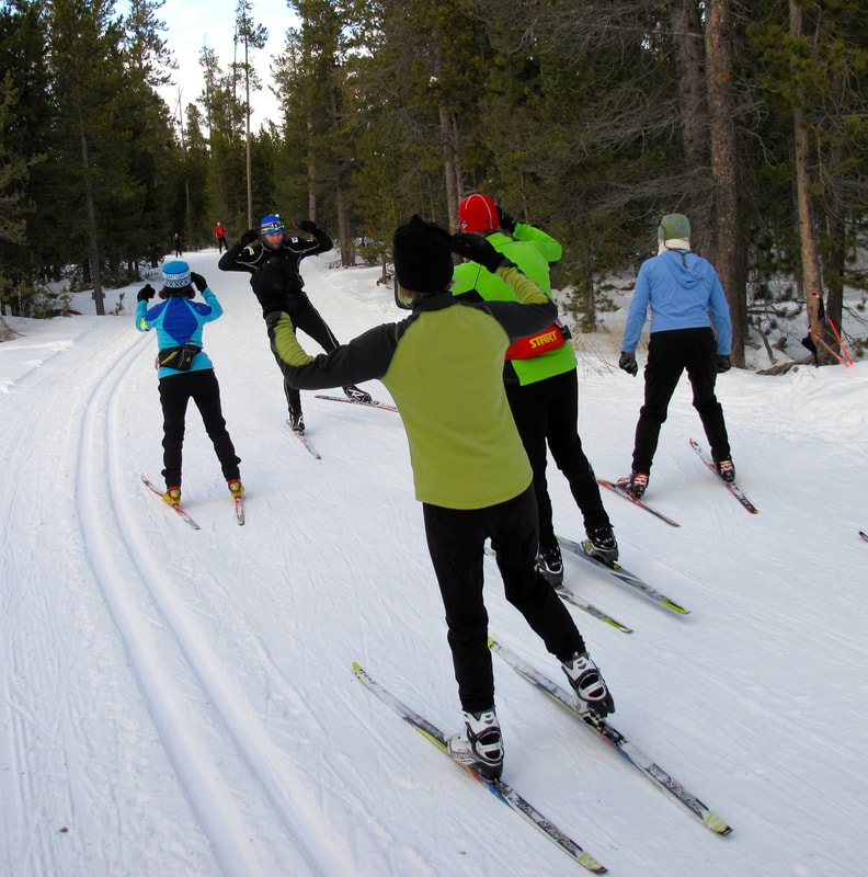 Of Elite Xc Ski Professionals This Coaching Staff Combined With West Yellowstone S Rendezvous Trail System Makes The Best Place In America To